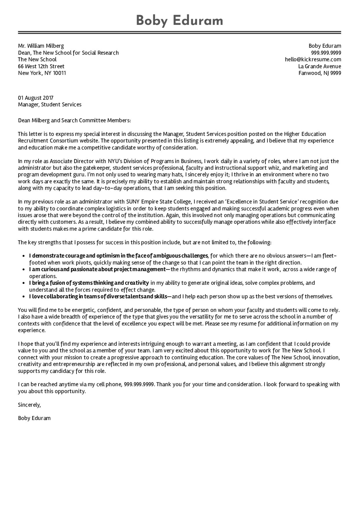 account manager cover letter crna cover letter.html