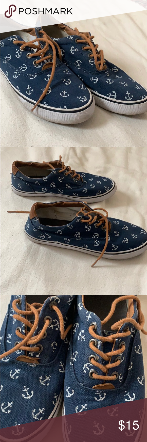 Bass nautical shoe These comfy shoes