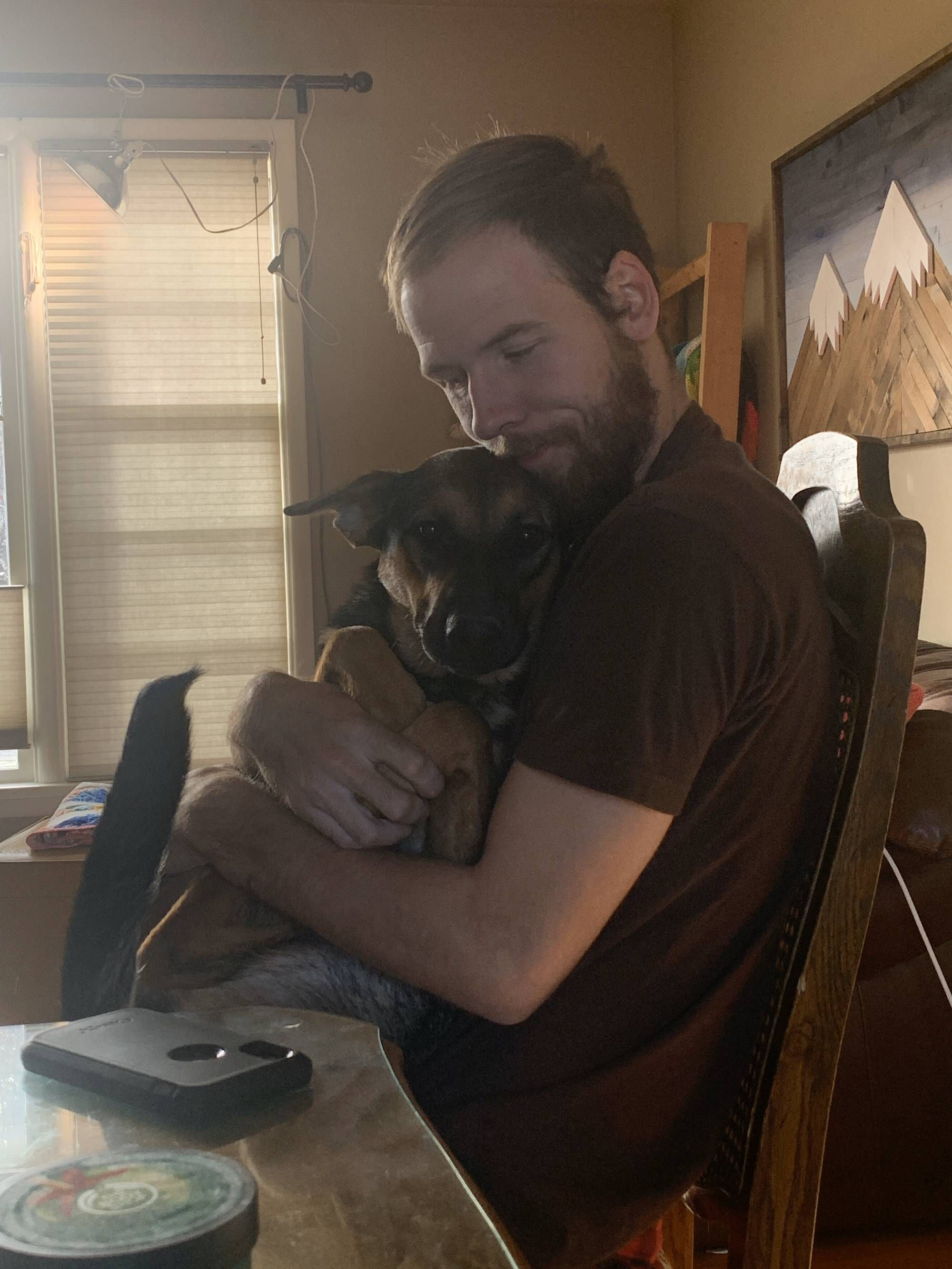My German Shepard loves being cuddled like an baby. #Music #IndieArtist #Chicago #germanshepards My German Shepard loves being cuddled like an baby. #Music #IndieArtist #Chicago #germanshepards