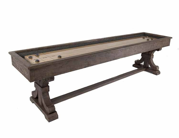 Carmel shuffleboard table shuffleboard table used pool