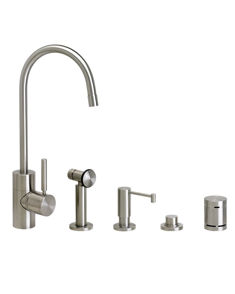 Waterstone Parche Prep Faucet 4pc Suite A Classic Contemporary Kitchen Faucet Design A Full Size Kitche Kitchen Faucet Design Kitchen Faucet Faucet Design