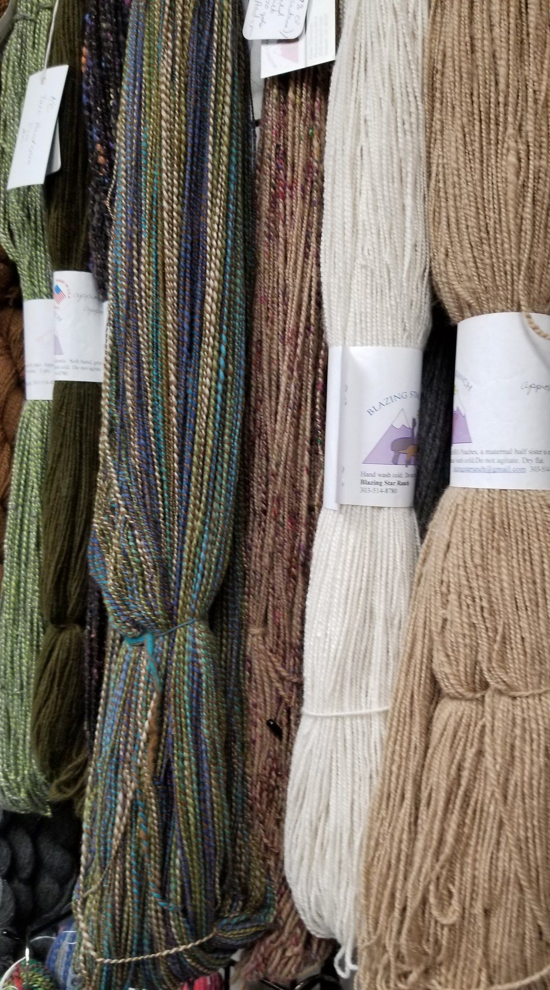 July Vendor Spotlight: Blazing Star Ranch specializes in natural fibers, including our own home grown alpaca. We feature Indie dyers, as well. Catering to spinners and weavers, as well as knitters and crocheters, we have a wide variety of roving and batts, both natural and dyed. Blazing Star Ranch is a dealer for 6 brands of Spinning Wheels and Looms (4 of our brands have looms). Going LIVE Saturday July 25 at 4:00 pm EST on our FB group.