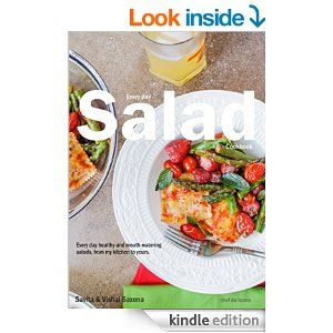 Every day salad cookbook an ebook for every day healthy and eating a well balanced salad for lunch every day can help you say no to mid day snack cravings this cookbook offers fandeluxe Choice Image