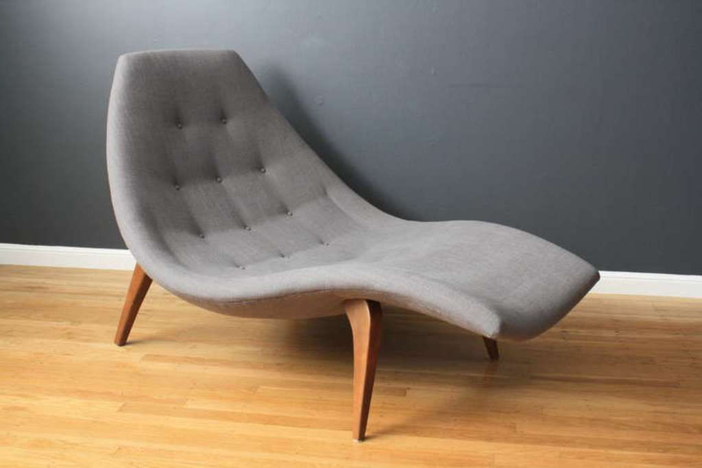 Image Of Modern Chaise Lounge Ideas Modern Chaise Lounge Mid