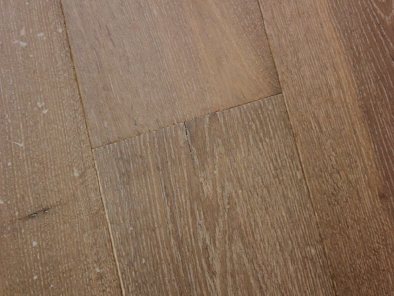 Grey Oil Washed Smoked Oak Fumed And Smoked Oak Flooring