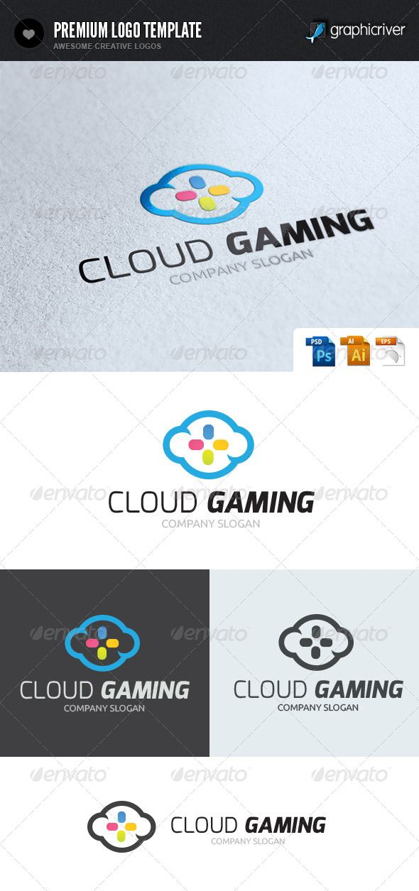 Cloud Gaming Logo