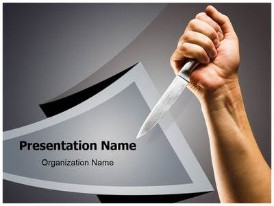 Knife killing powerpoint template is one of the best powerpoint knife killing powerpoint template is one of the best powerpoint templates by editabletemplates toneelgroepblik Choice Image
