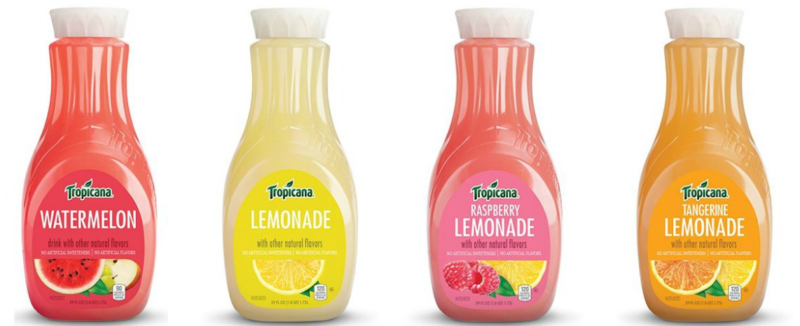 tropicana lemonade coupons