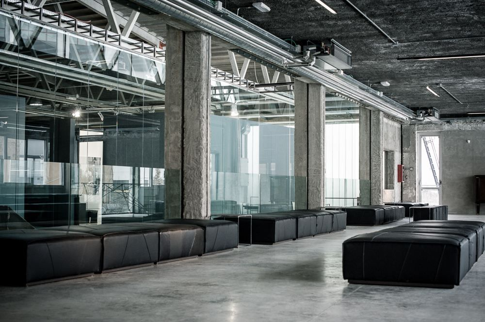 TAG Milano Calabiana - Picture gallery #architecture #interiordesign #office #coworking #industrial