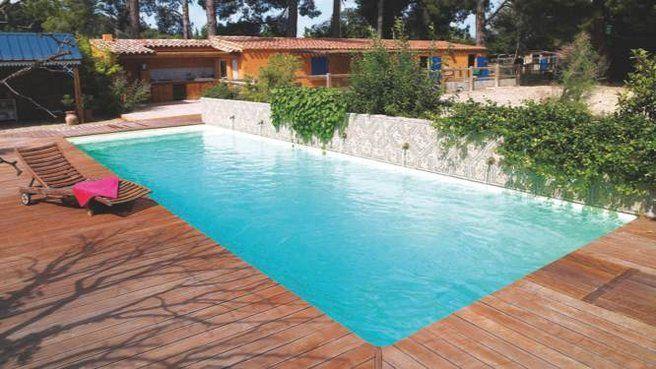 Ju0027aime cette photo sur Decofr ! Et vous ? Swimming pools - amenagement autour piscine hors sol