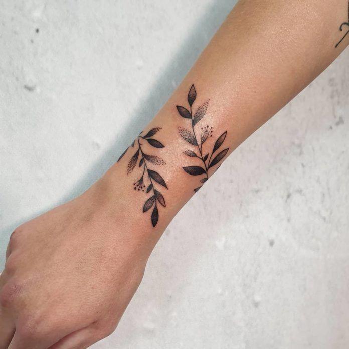 100 idées de Tatouages Bracelet pour Femme