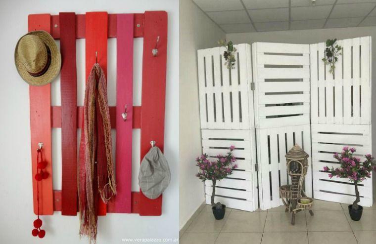 Que faire avec des palettes ? Plus de 38 créations originales - comment faire des plan de maison