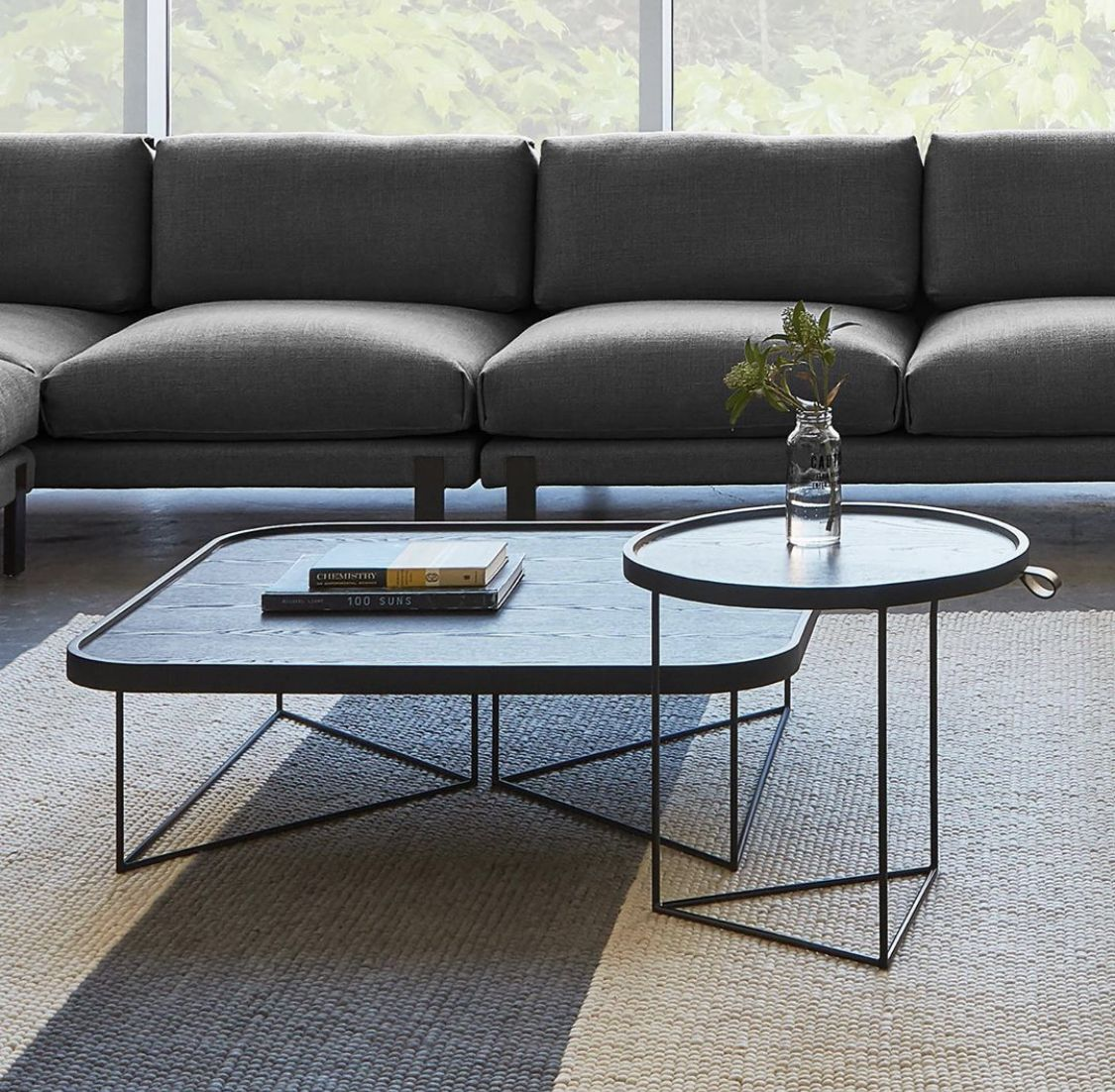 Gus Summer Sale In 2020 Coffee Table Square Coffee Table Gus Modern [ 1102 x 1125 Pixel ]