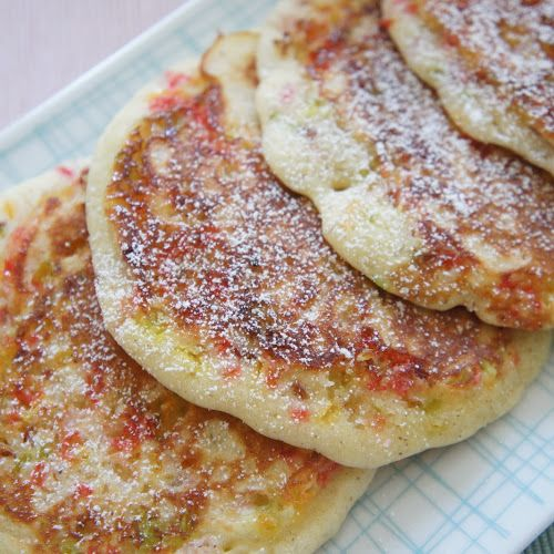 REZEPT: glutenfreie Apfel-Zimt Pancakes #blog