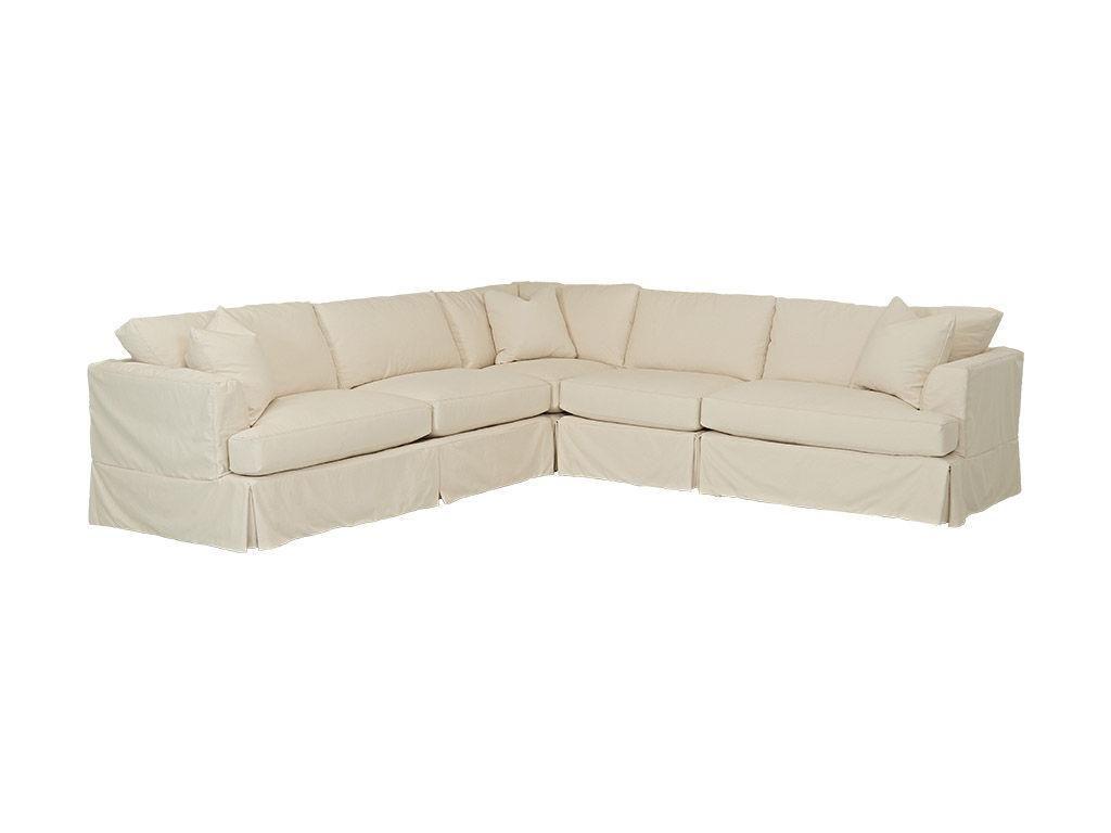 Klaussner Living Room Bentley Sectional D92100FABSECT Klaussner