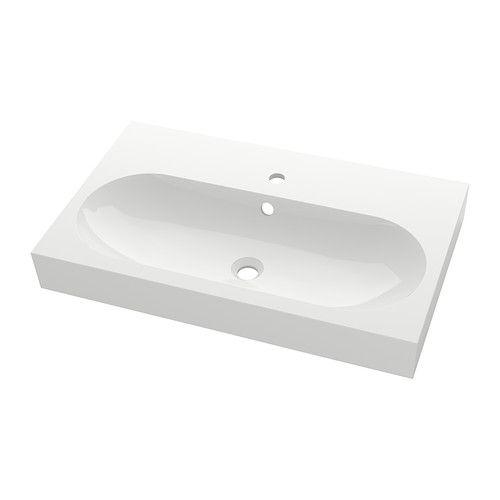 BRÅVIKEN Lavabo 1seno grande - blanco   Cuarto de baño ...