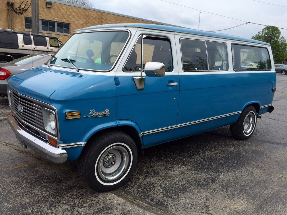 1972 Chevrolet G20 Van Chevy Vehicles Vans Chevy Van
