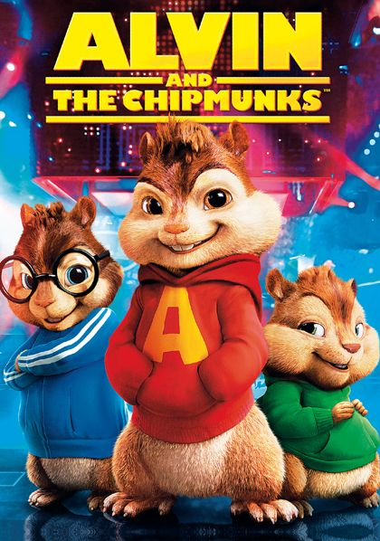 Alvin And The Chipmunks Spotprent Film Filmposters