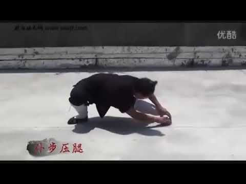 Wudang Gong Fu Stretching - YouTube