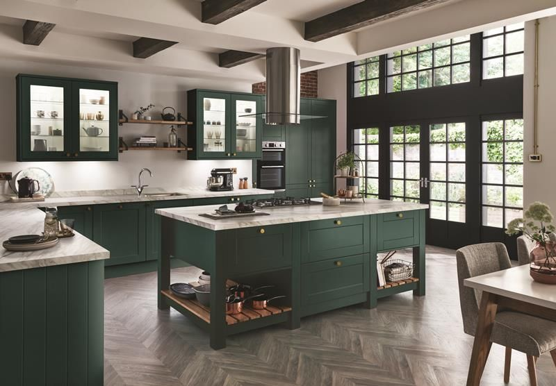 Our Burford Paintable Kitchen Range Gives You The Freedom To Choose Click Image Find Out More