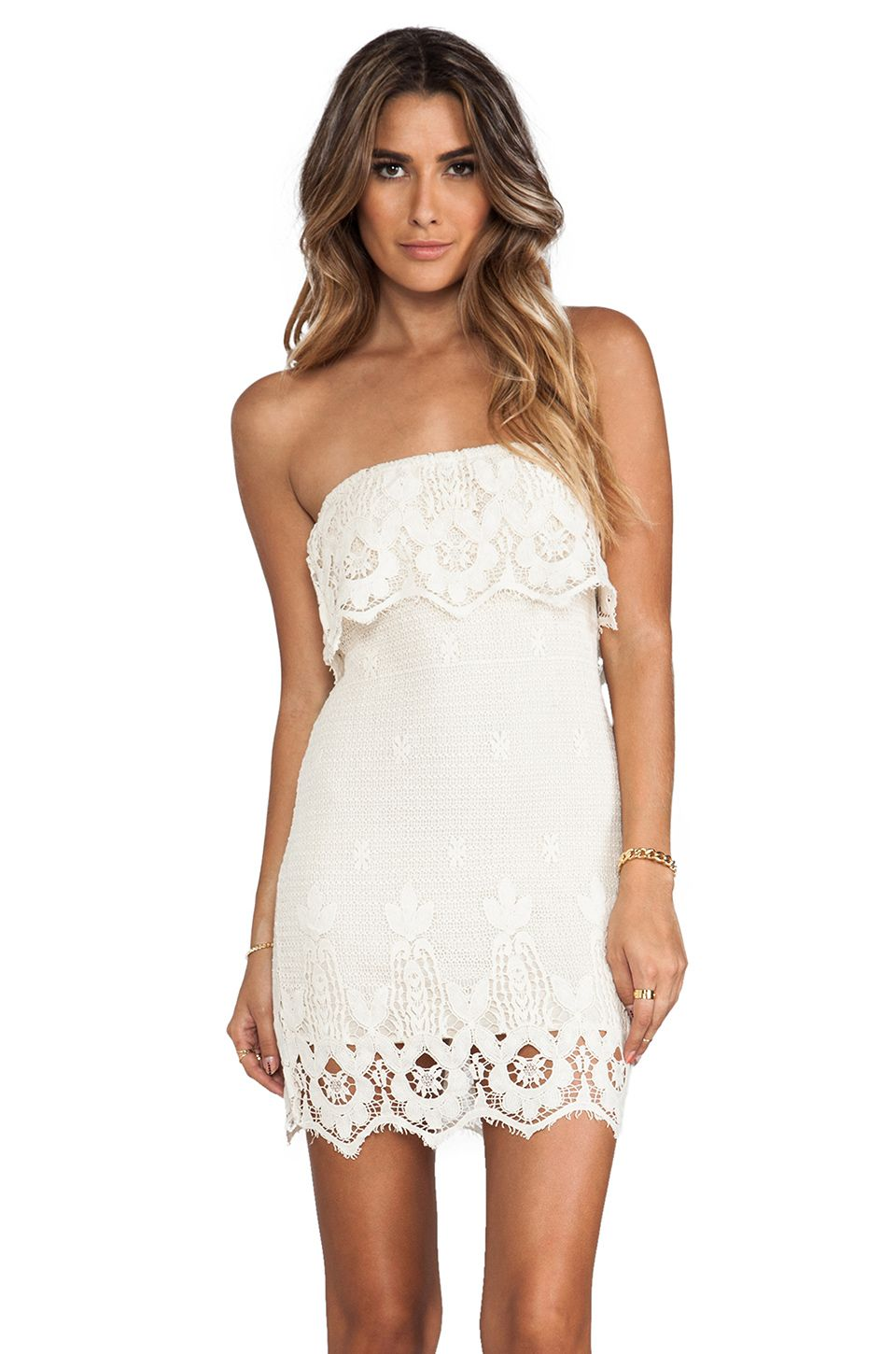 Mini dress in shell from revolveclothing shelly wedding ideas