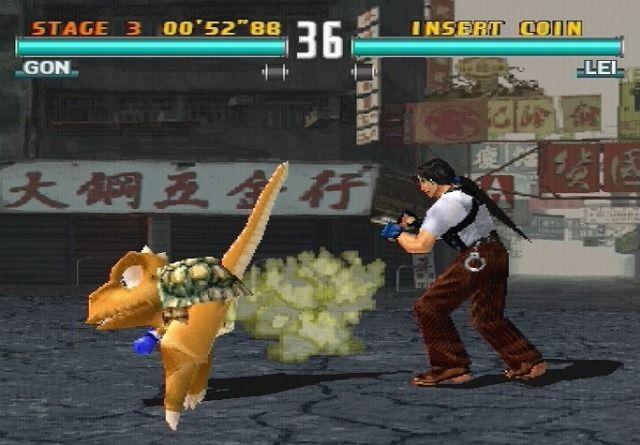Tekken 3 Psx Childhood Memories Tekken 3 Games
