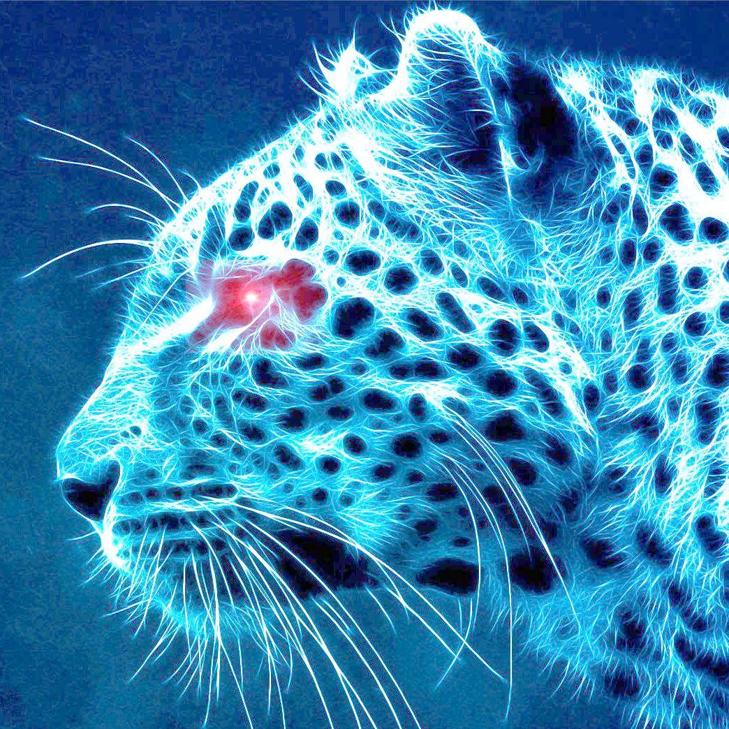 Mustika macan tutul ganas dari alas purwo,memiliki khodam alami