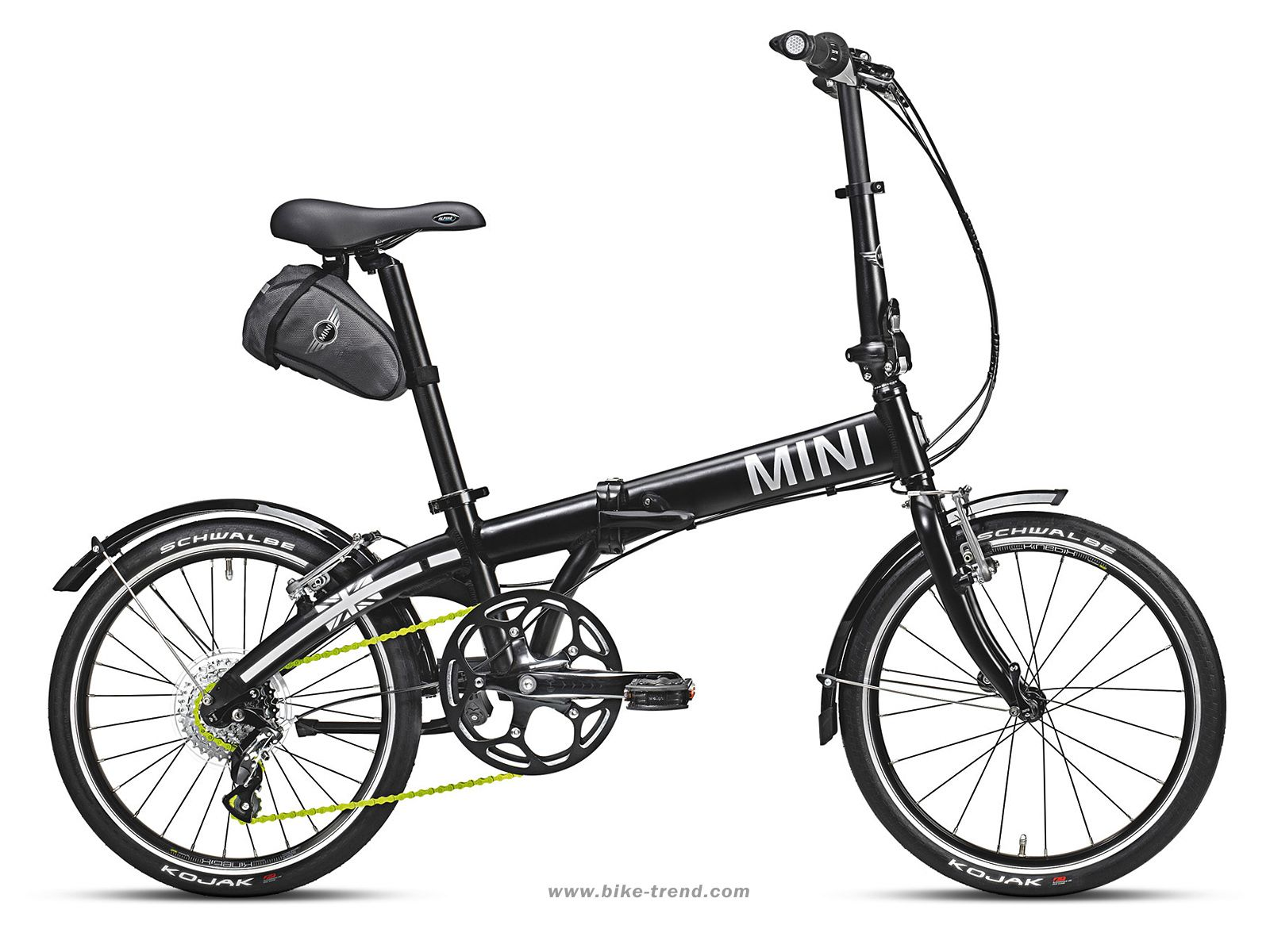 mini folding bike folding bikes pinterest bicycling. Black Bedroom Furniture Sets. Home Design Ideas
