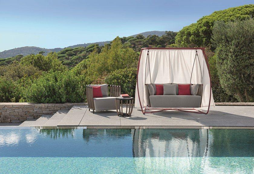 Dondolo In Teak.Swing Dondolo Resorts In 2019 Poolside Furniture