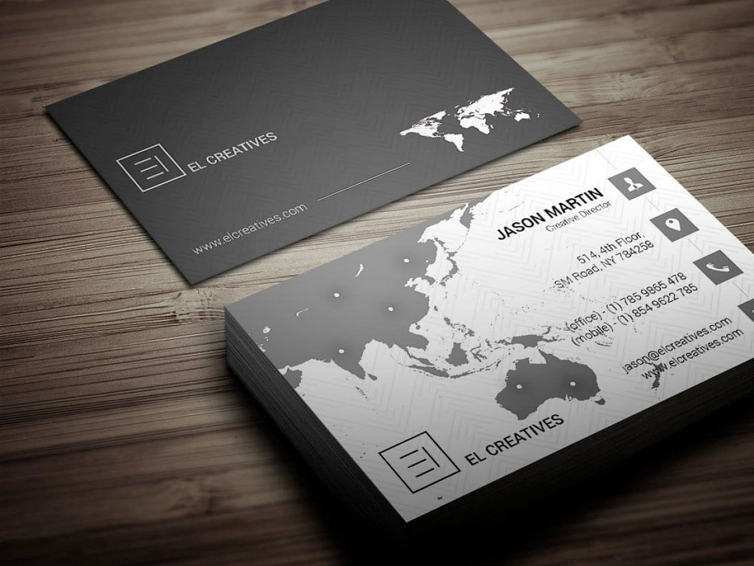 What To Put On A Business Card 8 Creative Ideas Business Cards Creative Visiting Card Design Name Card Design