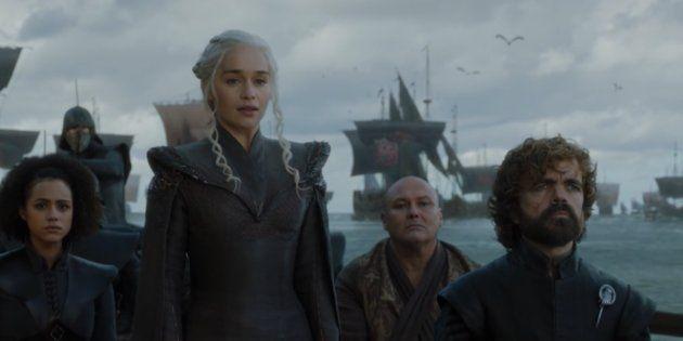 Game Of Thrones Saison 7 Le Résumé De L épisode 1 Attention Spoilers Saison 7 Resumé