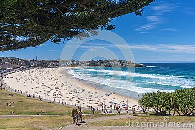 Bondi Beach - Download From Over 27 Million High Quality Stock Photos, Images, Vectors. Sign up for FREE today. Image: 46906391