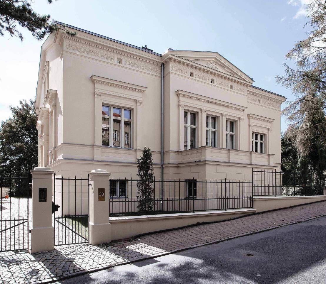 sp tklassizistische villa architektura pinterest villa haus und architektur. Black Bedroom Furniture Sets. Home Design Ideas