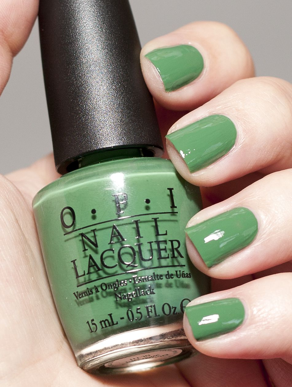 Don\'t Mess With OPI | NAILS | Pinterest