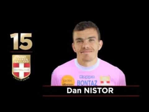 FOOTBALL -  15 - Dan NISTOR - http://lefootball.fr/15-dan-nistor/