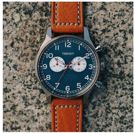 TSOVET Men's Watches on SALE - Up to 25% Off - Dudepins Blog