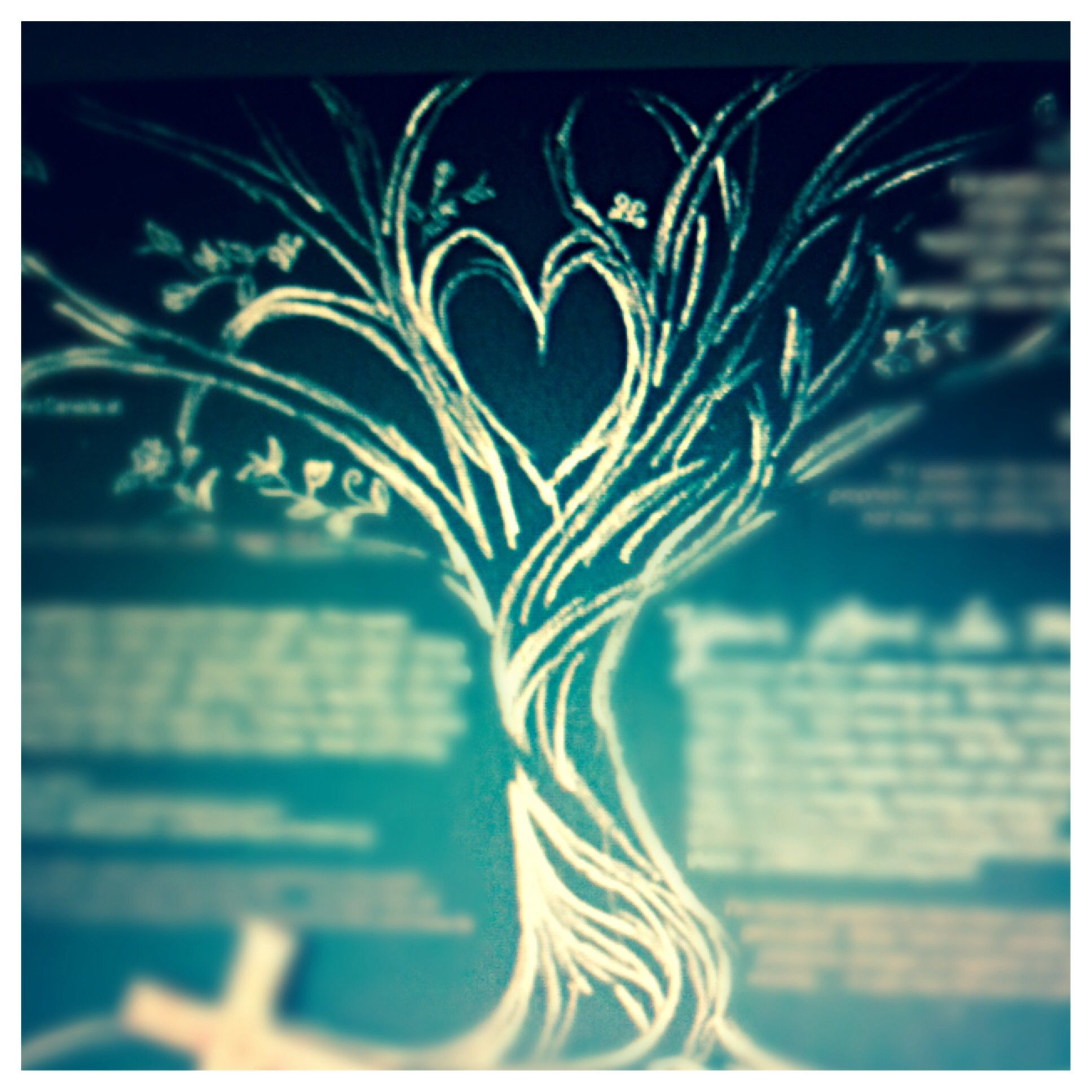 This would make a lovely tree tattoo | Love me some ink ...