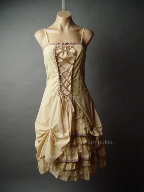 Victorian corset petticoat western prairie chemise for Steampunk corset wedding dress