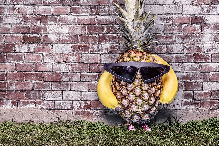 Free Photo Download Pineapple Picture by Ryan McGuire