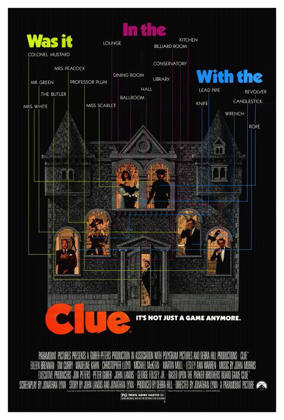 The 12 Best Family Board Games Of 2020 Clue Movie