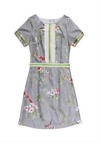 Lucid21 kjole LUCILLE grå
