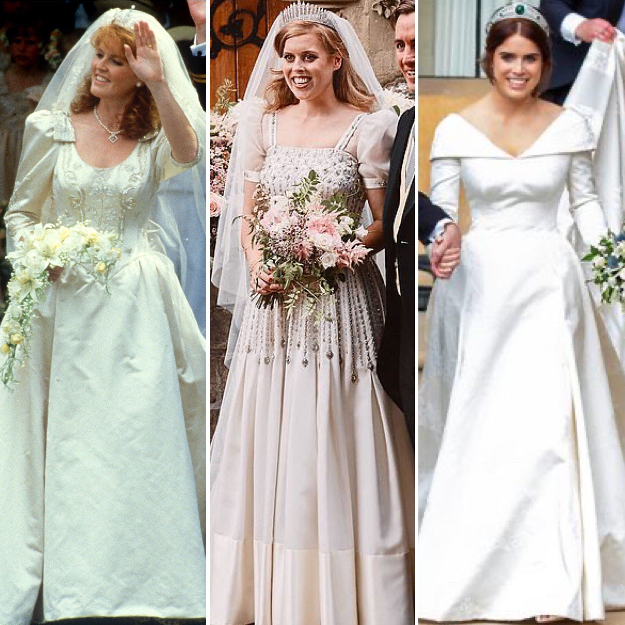 Kelly Mathews on Twitter in 2020 Royal wedding gowns