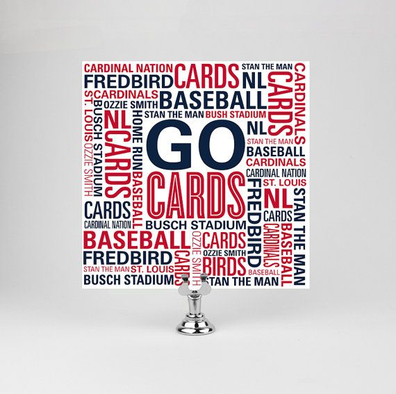 Printable St Louis Cardinals Wall Art Cardinals Stl Cardinals St Louis Cardinals Baseball