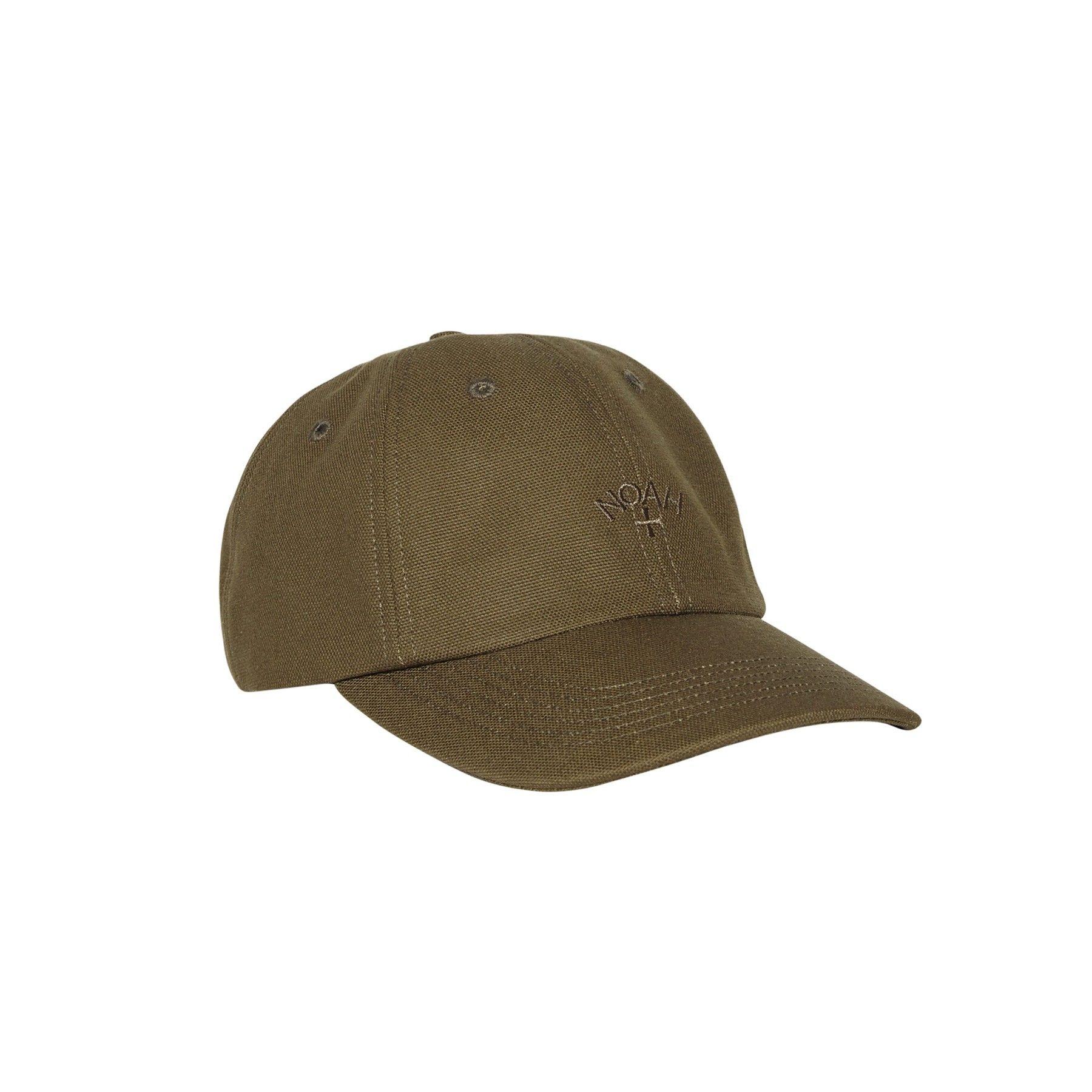 154618b7 Noah Canvas Core Logo Hat Green | Outdoor | Hats, Baseball hats, Logos
