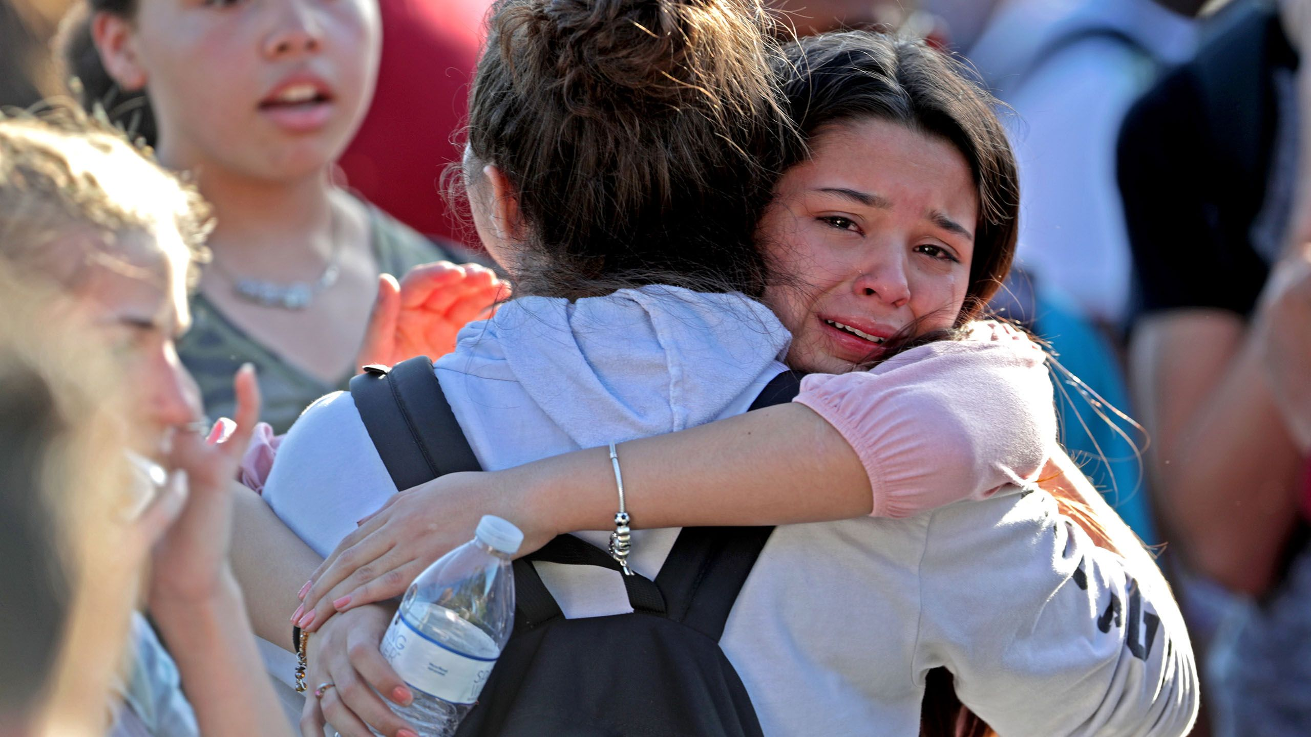 What Happens to Those Who Survive School Shootings