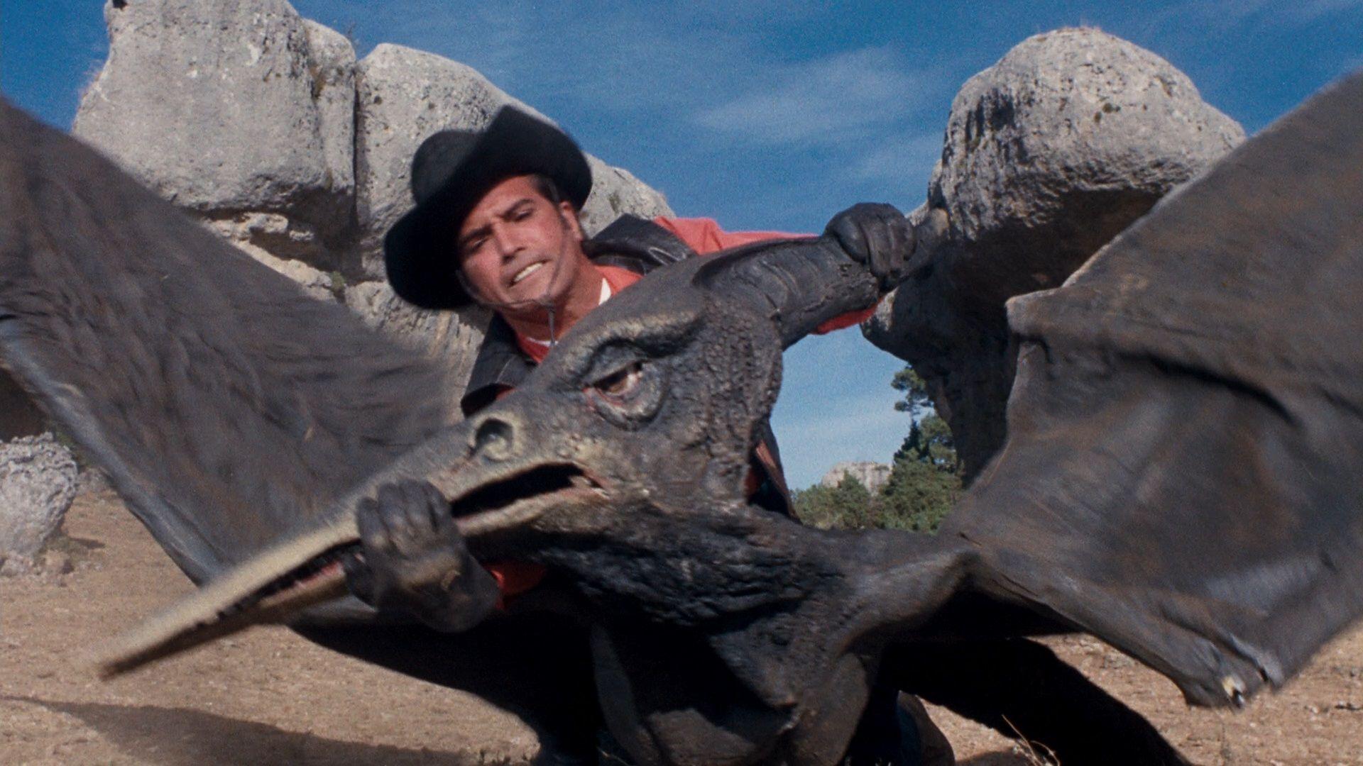 Картинки ковбои против динозавров