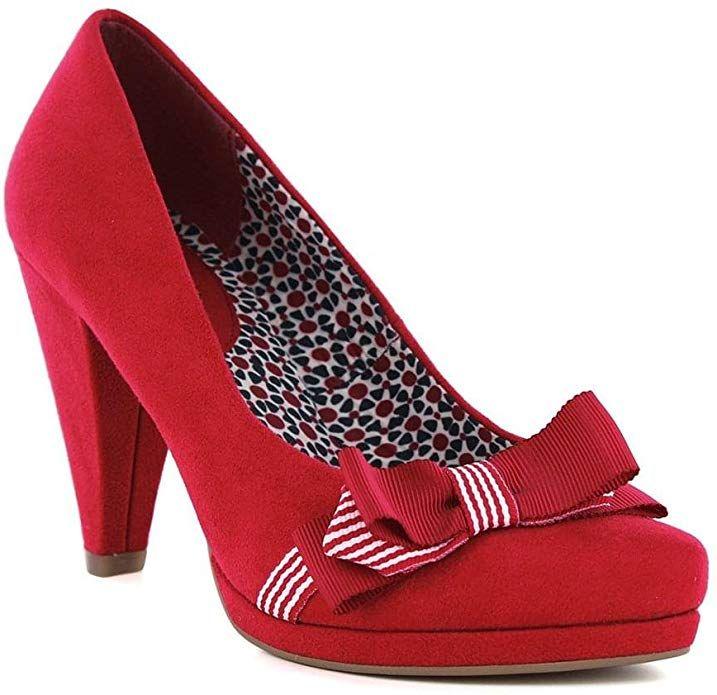 Rockabilly Shoes- Heels, Pumps, Boots, Flats