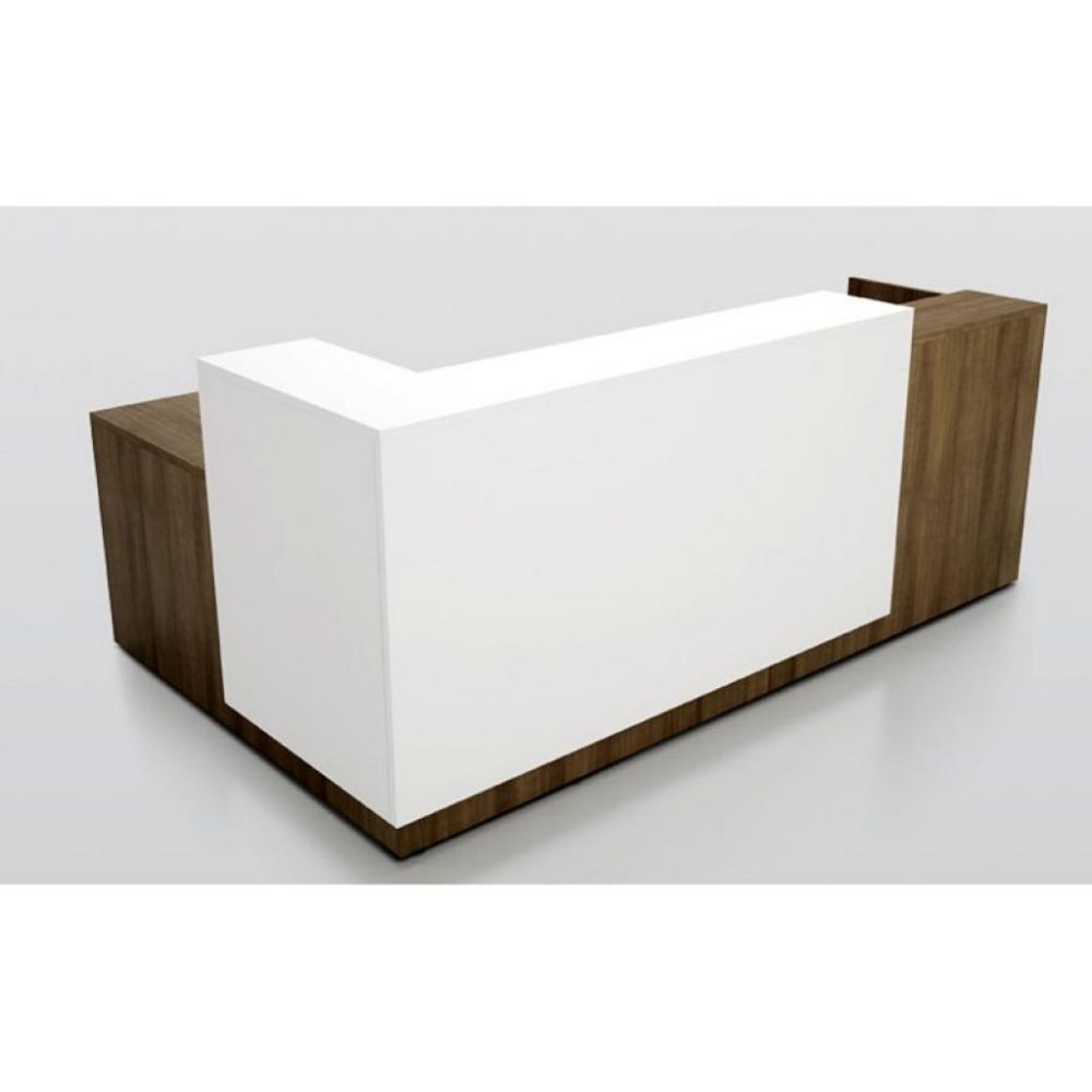 Three H Designer L Shape Reception Desk In 2020 Reception Desk Design Modern Reception Desk Design Reception Desk