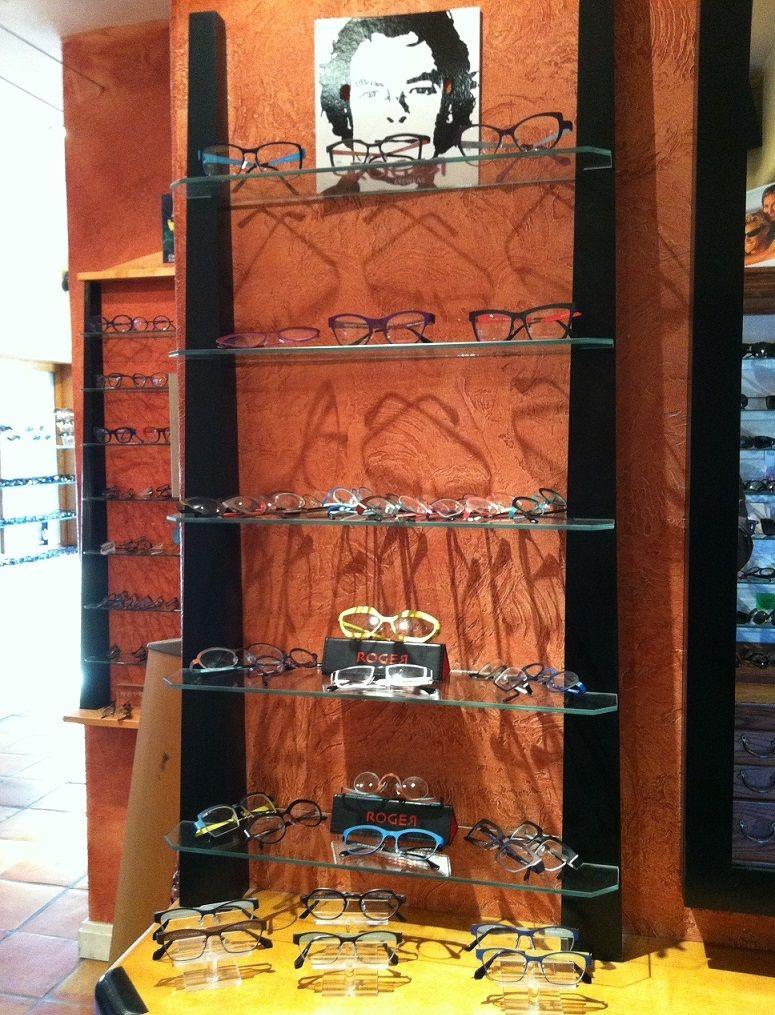 Roger Eyewear On Display At Santa Cruz Spex California 904 Cedar St Santa Cruz Ca 95060 831 426 1050 Http Www Yelp Com Wine Rack Santa Cruz Cedar