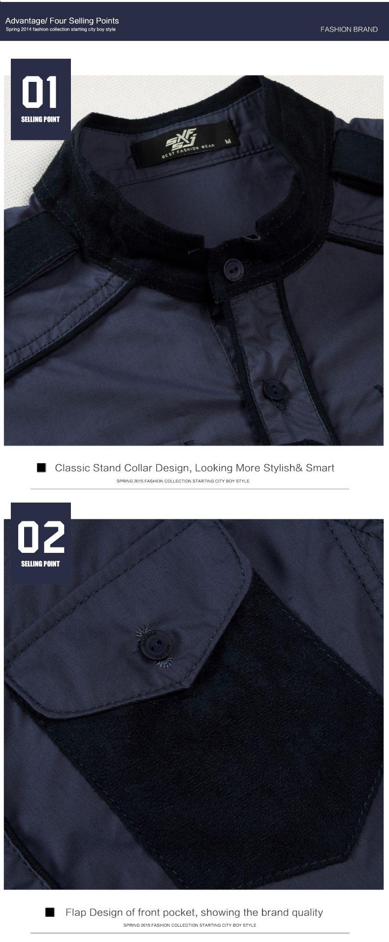 7a80f0108ce mens slim fit de alta calidad de moda caliente venta al por mayor para  hombre camisas de vestir